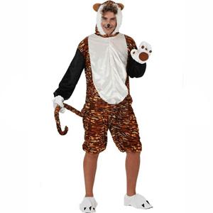 Fato Tigre Brincalhão