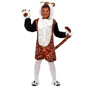 Fato Tigre, criança