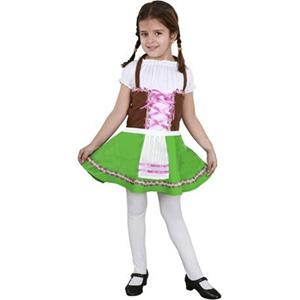 Fato Tirolesa Menina, criança