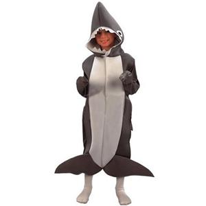 Fato Tubarão, criança