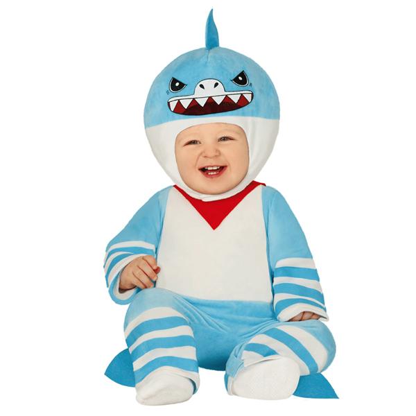 Fato Tubarão Sorridente, Bebé