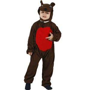 Fato Urso, criança
