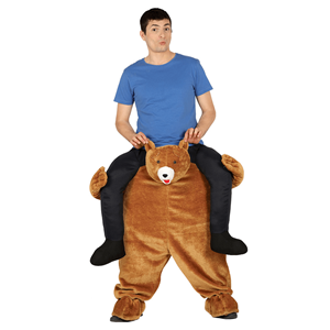 Fato Urso Encavalitado, Adulto