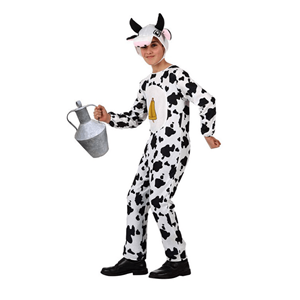Fato Vaca Badalo, criança