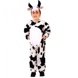 Fato Vaca Sorridente, criança