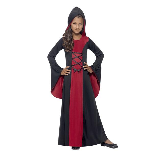 Fato Vampira Comprido, Criança