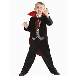Fato Vampiro Assustador, Criança