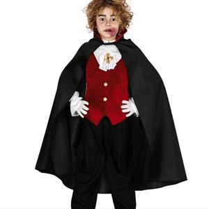 Capa Vampiro Clássica, criança