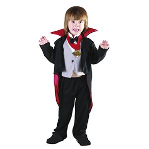 Fato Vampiro Medalhão, Criança