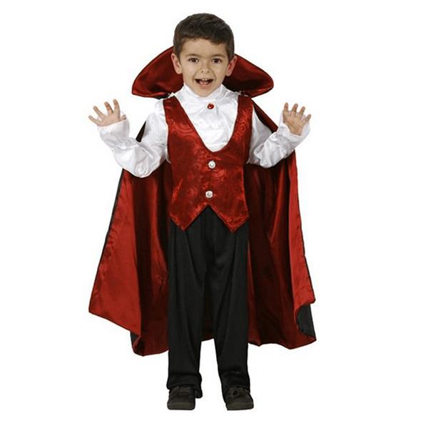 Fato Vampiro Risonho, criança
