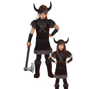 Fato Viking Guerreiro, Criança