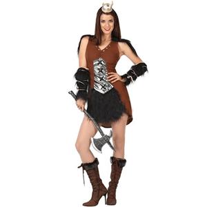 Fato Viking Mulher