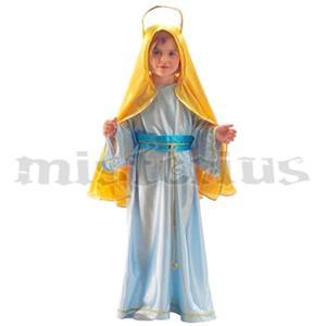 Fato Virgem Maria Auréola, Criança