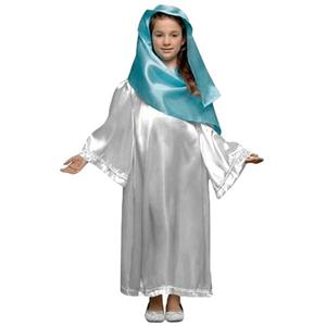 Fato Virgem Maria Branco, Criança