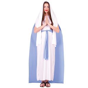 Fato Virgem Maria Branco