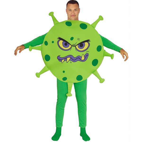 Fato Vírus Covid Verde, Adulto