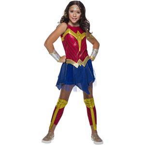 Fato Wonder Woman Deluxe, Criança