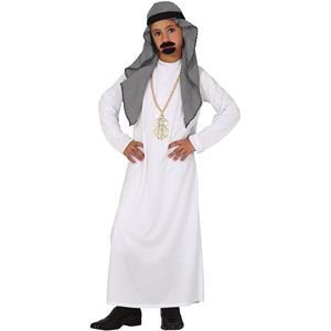 Fato Xeique Árabe, Criança
