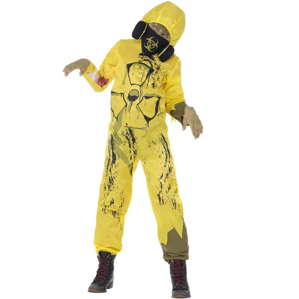 Fato Zombie Nuclear, Criança