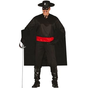 Fato Zorro Justiceiro, Adulto