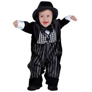 Fato Charlie Chaplin, bebé