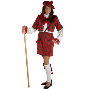 Fatos Escocêsa, Adulto
