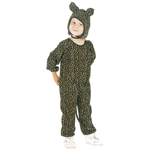 Fatos Leopardo Bébé +
