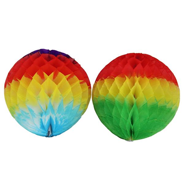 Favo Papel Multicolor, 25 cm