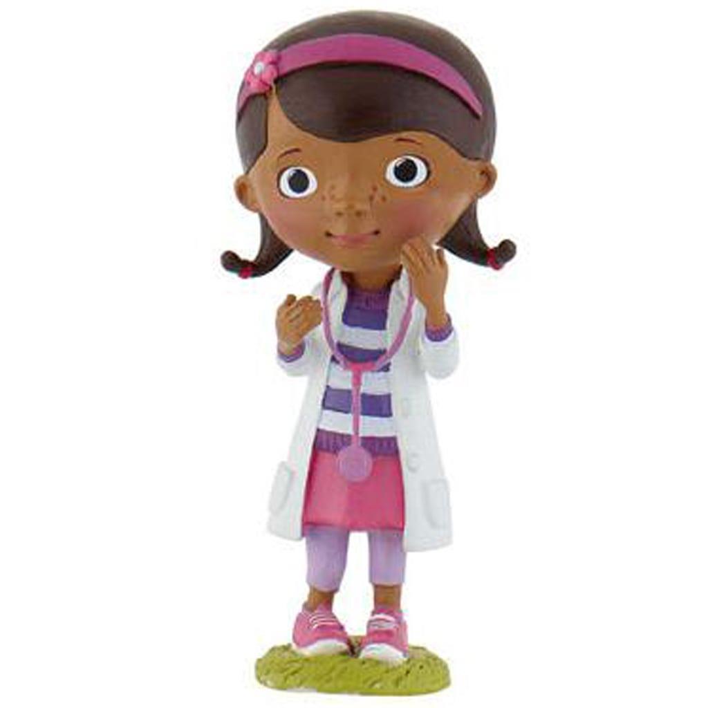 Figura Decorativa Dra. Brinquedos
