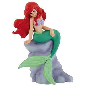 Figura Decorativa para Bolos Ariel