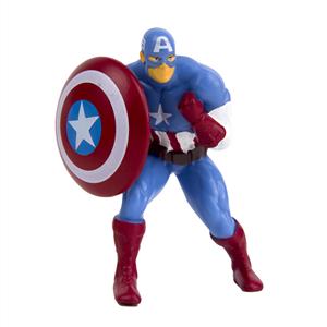 Figura Decorativa para Bolos Capitão América