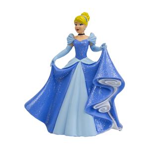 Figura Decorativa para Bolos Cinderela
