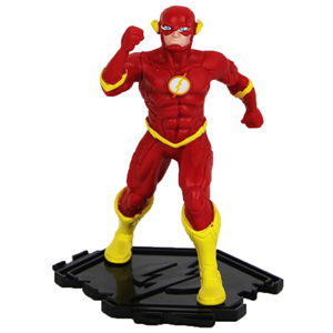 Figura Decorativa para Bolos Flash