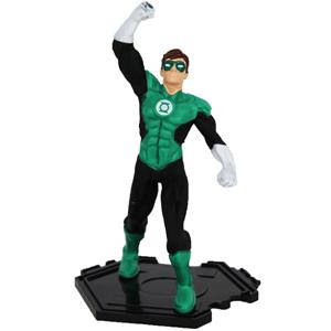 Figura Decorativa para Bolos Green Lantern