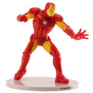 Figura Decorativa para Bolos Homem de Ferro