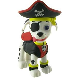Figura Decorativa para Bolos Marshall Pirata Patrulha Pata