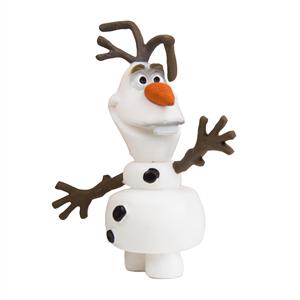 Figura Decorativa para Bolos Olaf Frozen