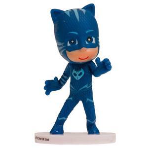 Figura Decorativa para Bolos Pj Masks Catboy