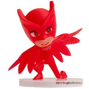 Figura Decorativa para Bolos Pj Masks Owlette