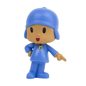 Figura Decorativa para Bolos Pocoyo