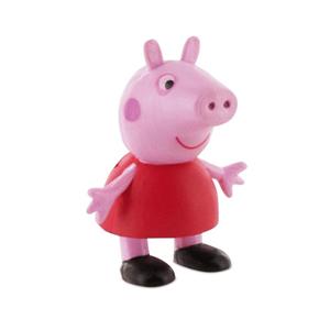 Figura Decorativa para Bolos Porquinha Pepa