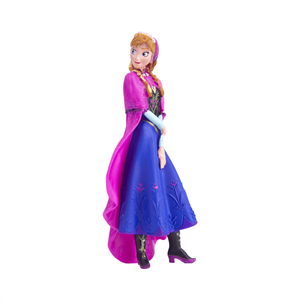 Figura Decorativa para Bolos Princesa Anna Frozen