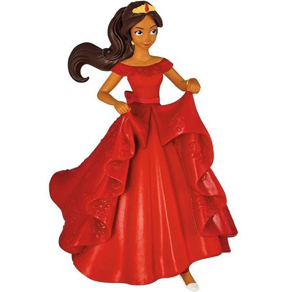 Figura Decorativa para Bolos Princesa Elena de Avalor