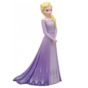 Figura Decorativa para Bolos Princesa Elsa Frozen II
