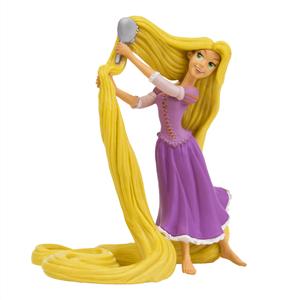 Figura Decorativa para Bolos Princesa Rapunzel