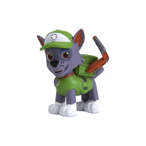 Figura Decorativa para Bolos Rocky Patrulha Pata