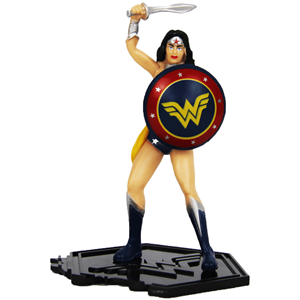 Figura Decorativa para Bolos Wonder Woman