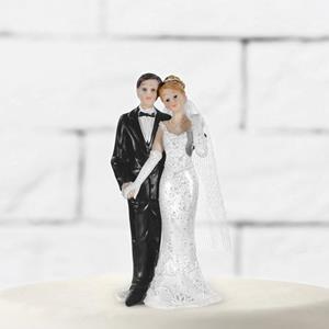 Figura Noivos para Bolo de Casamento
