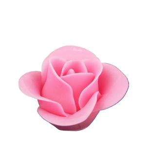 Figura Rosas em Biscuit