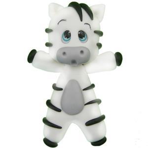 Figura Zebra em Biscuit